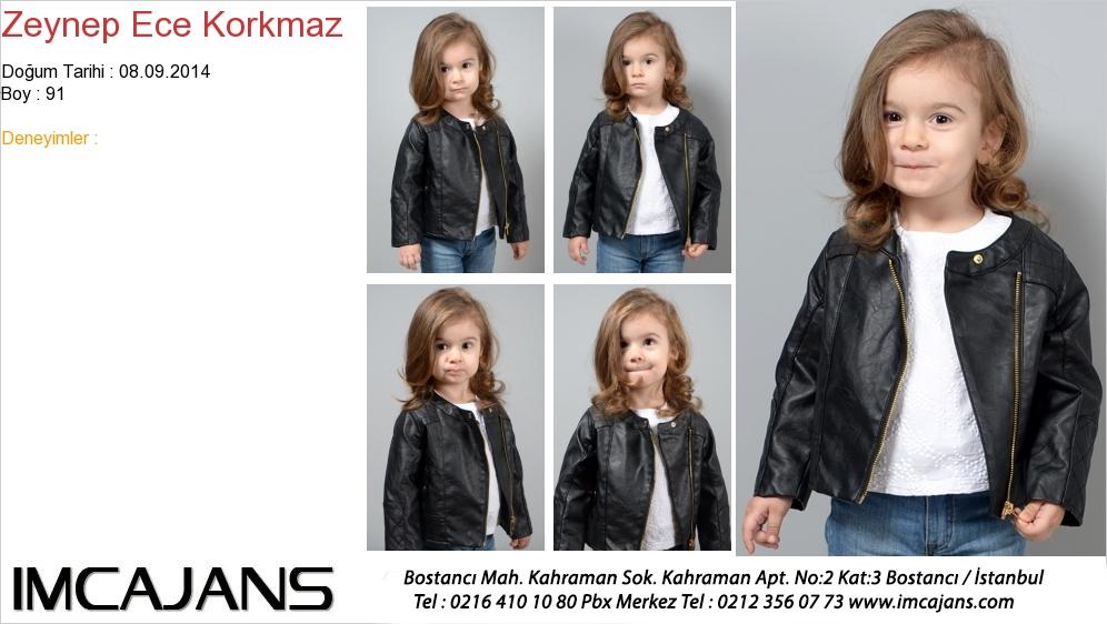Zeynep Ece Korkmaz - IMC AJANS