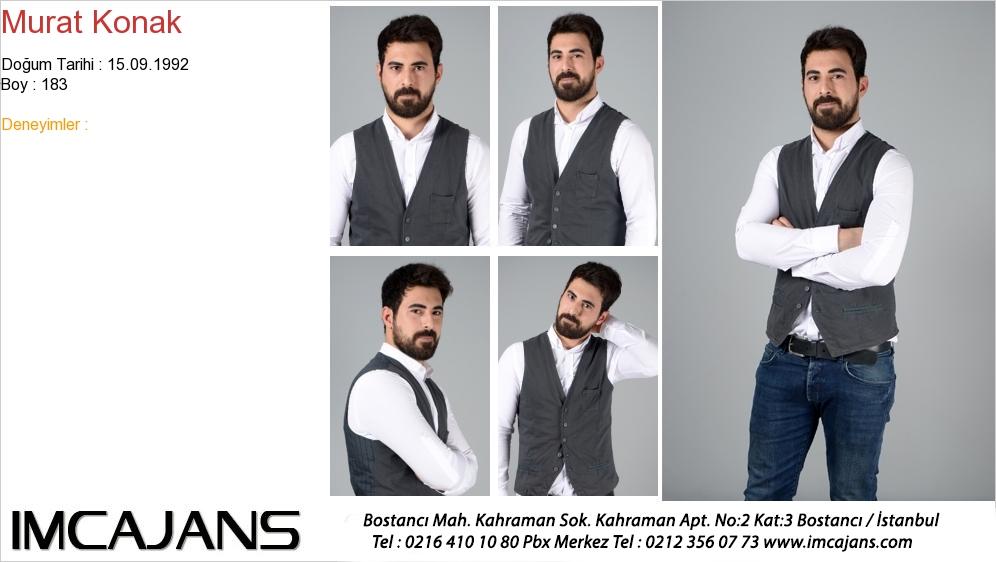 Murat Konak - IMC AJANS