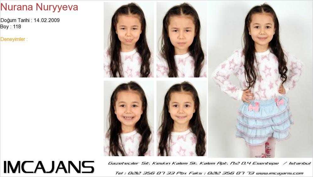 Nurana Nuryyeva - IMC AJANS
