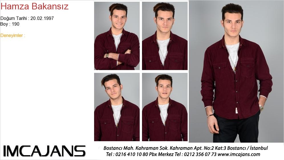 Hamza Bakansýz - IMC AJANS