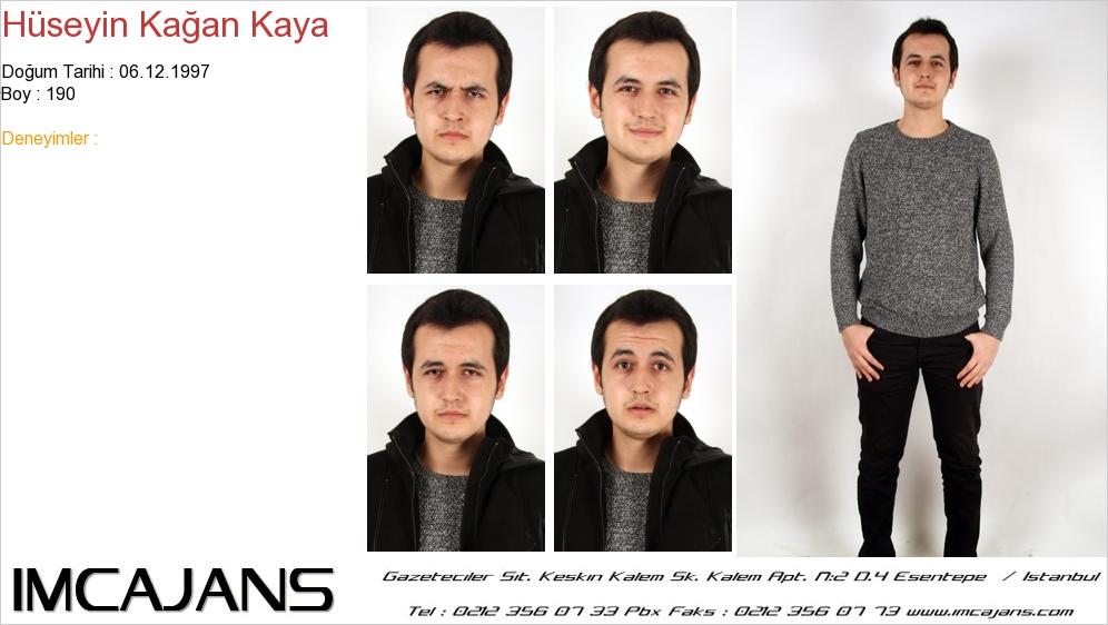 Hüseyin Kaðan Kaya - IMC AJANS