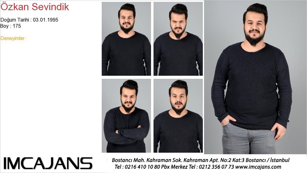 Özkan Sevindik - IMC AJANS