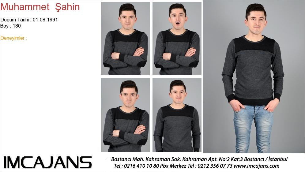 Muhammet  Þahin - IMC AJANS