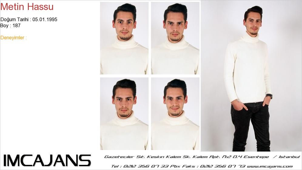 Metin Hassu - IMC AJANS