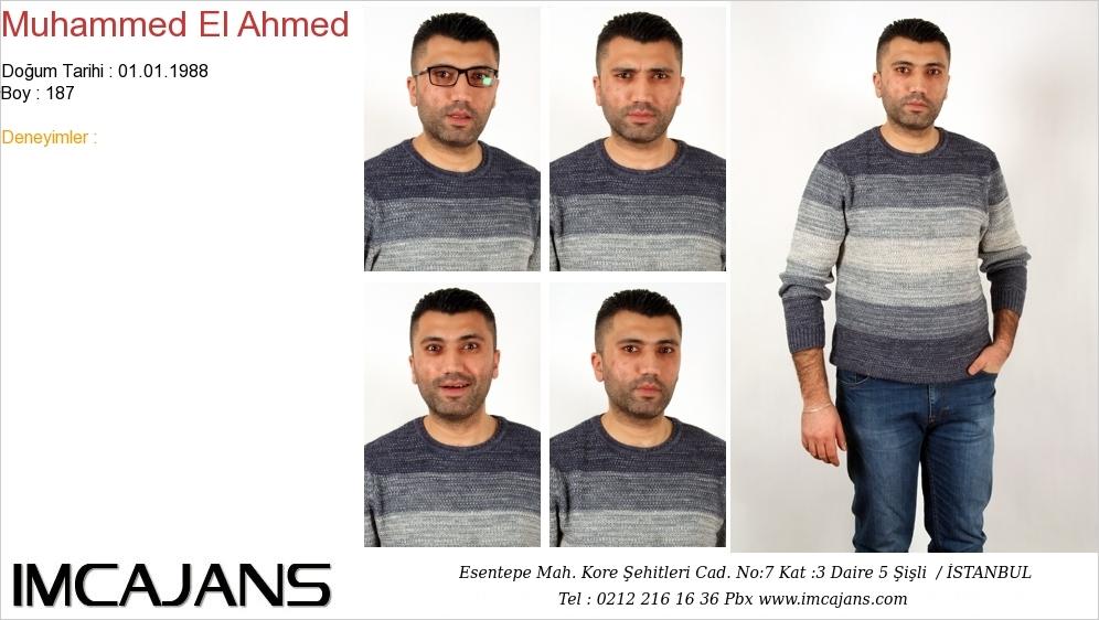 Muhammed El Ahmed - IMC AJANS
