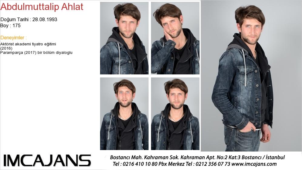 Abdulmuttalip Ahlat - IMC AJANS