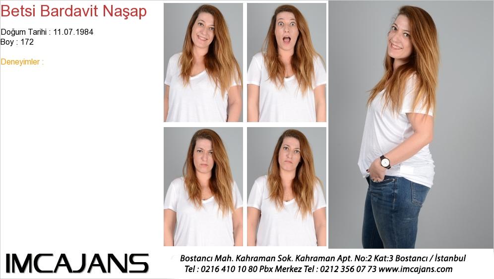 Betsi Bardavit Naþap - IMC AJANS