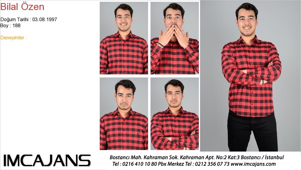 Bilal Özen - IMC AJANS
