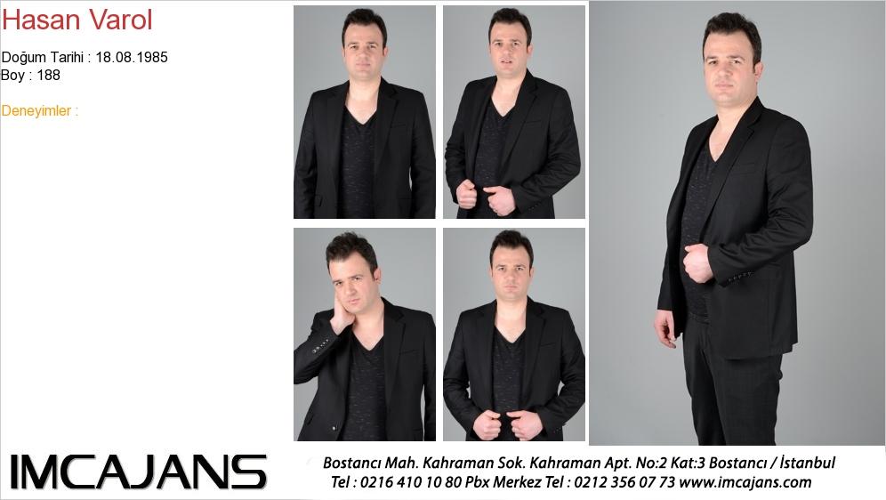 Hasan Varol - IMC AJANS