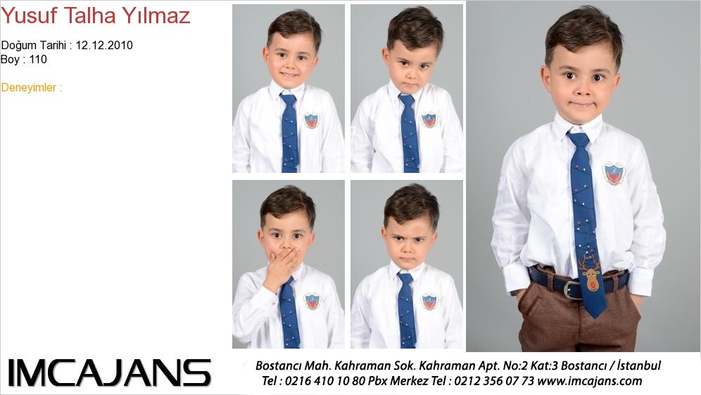 Yusuf Talha Yýlmaz - IMC AJANS