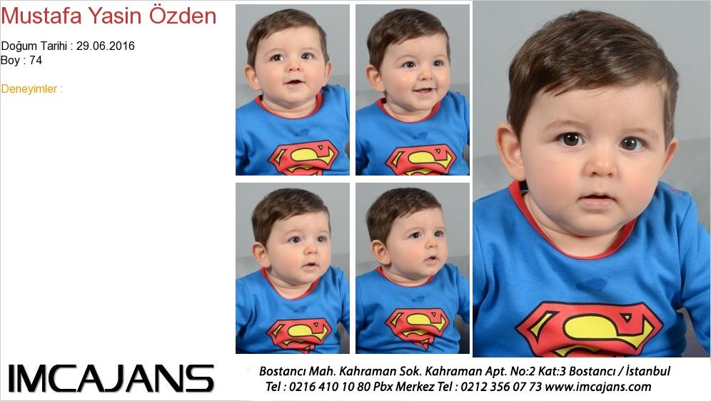 Mustafa Yasin Özden - IMC AJANS