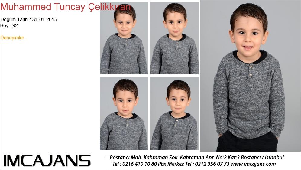 Muhammed Tuncay Çelikkýran - IMC AJANS