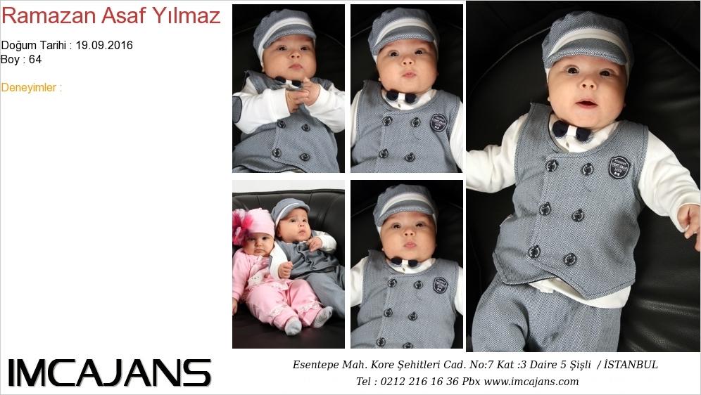 Ramazan Asaf Yýlmaz - IMC AJANS