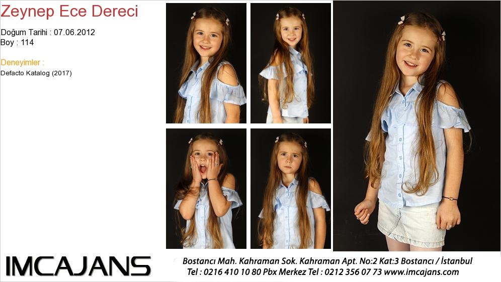 Zeynep Ece Dereci - IMC AJANS