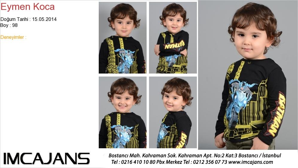 Eymen Koca - IMC AJANS