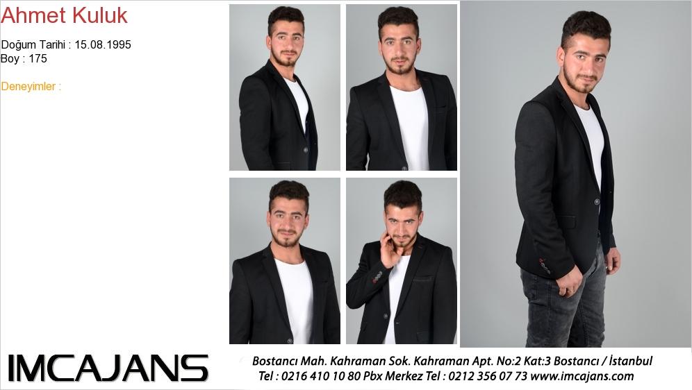 Ahmet Kuluk - IMC AJANS