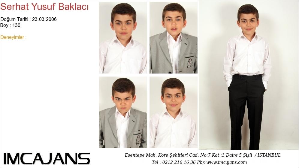 Serhat Yusuf Baklacý - IMC AJANS