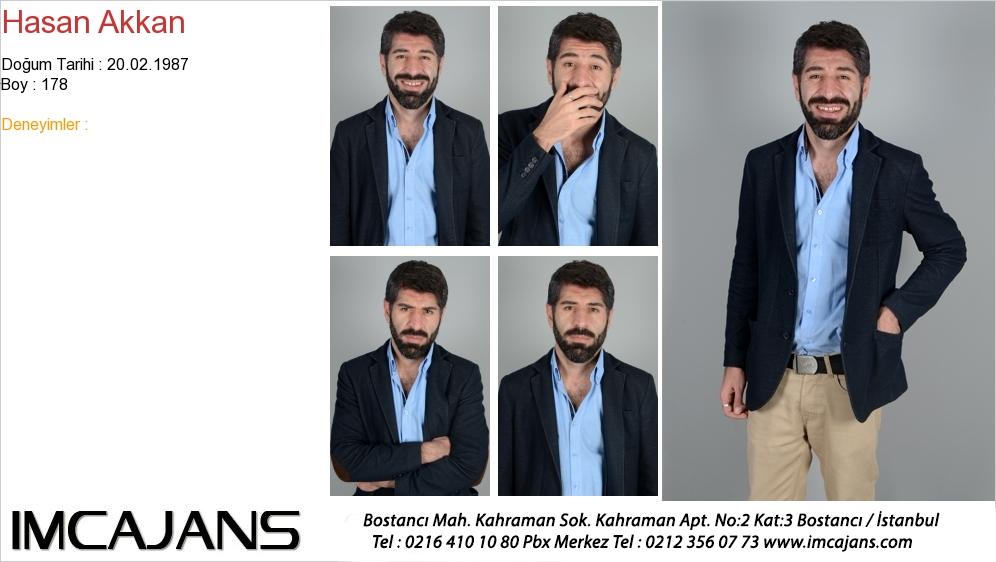 Hasan Akkan - IMC AJANS
