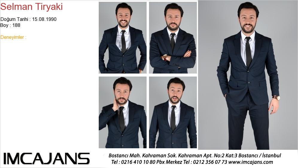 Selman Tiryaki - IMC AJANS