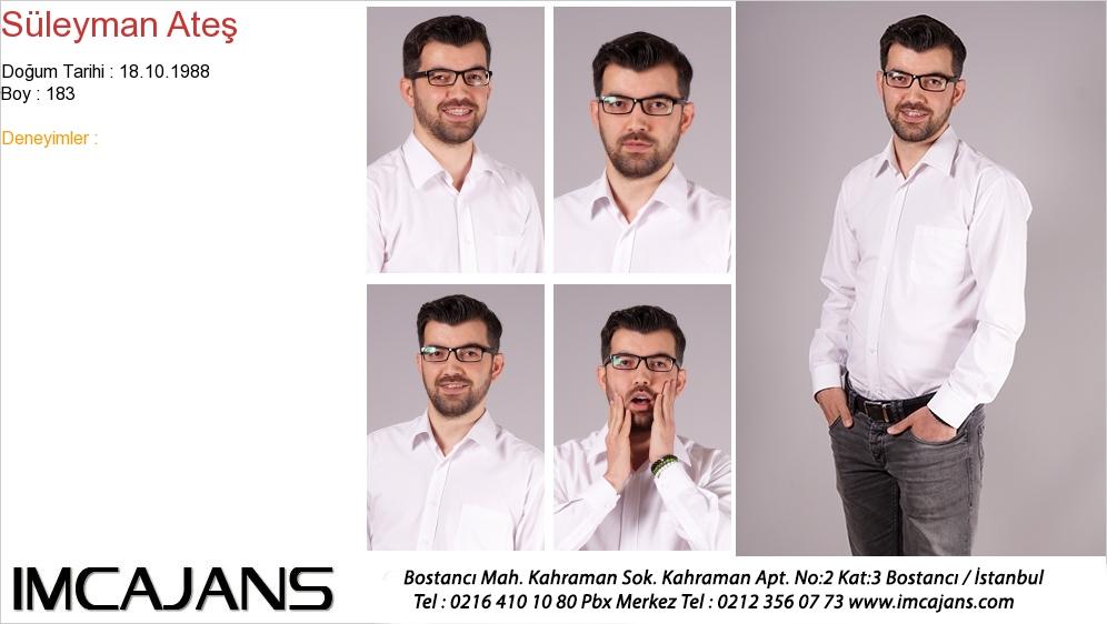 Süleyman Ateþ - IMC AJANS