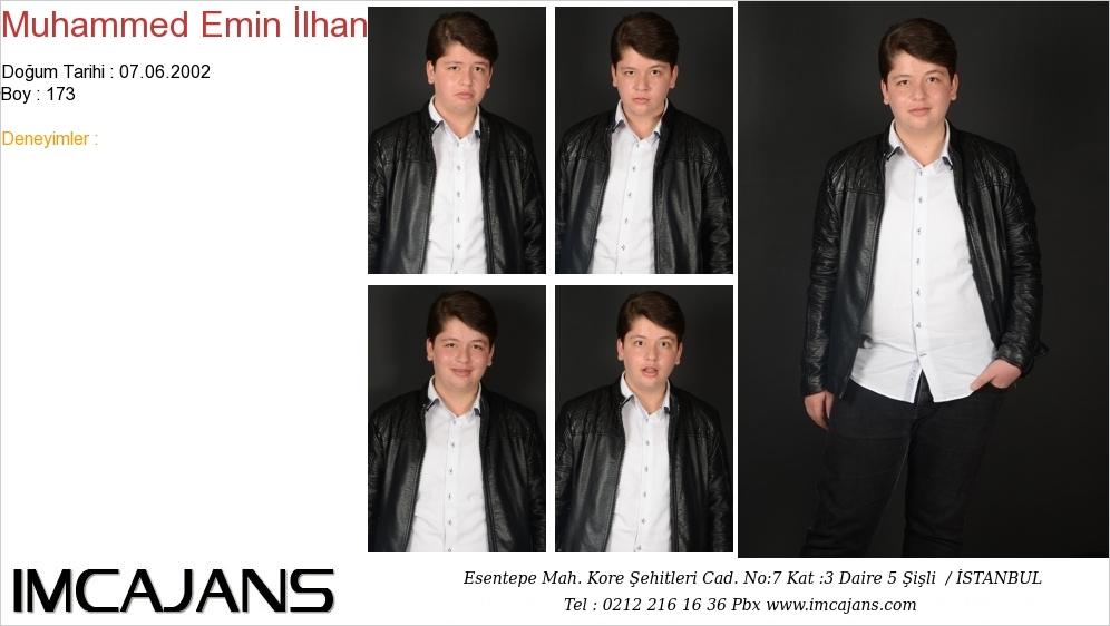 Muhammed Emin Ýlhan - IMC AJANS