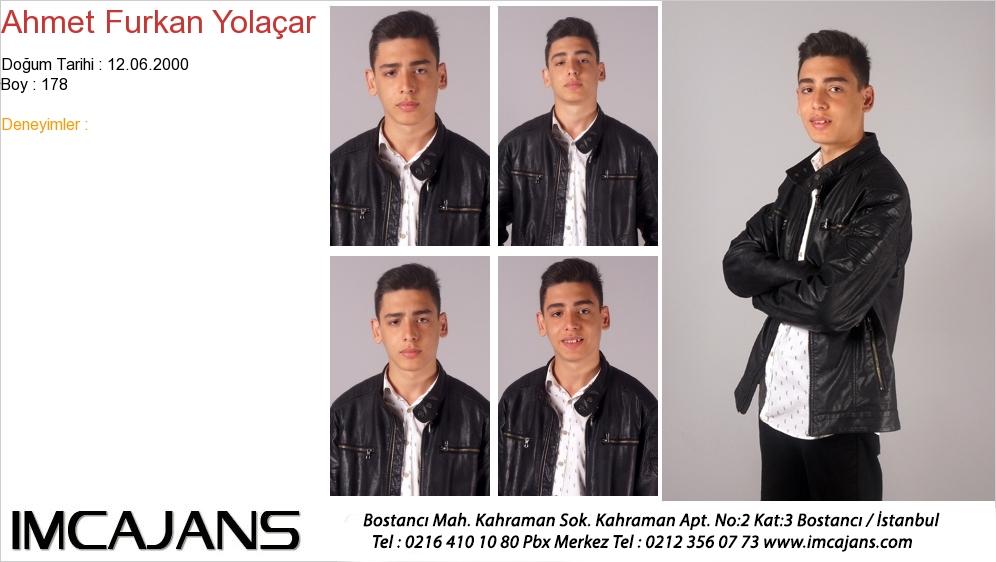 Ahmet Furkan Yolaçar - IMC AJANS