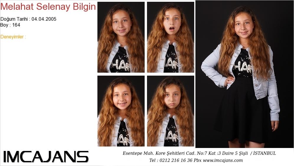 Melahat Selenay Bilgin - IMC AJANS