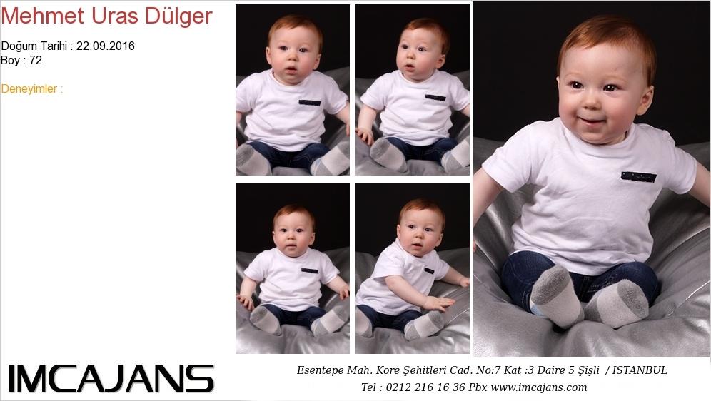 Mehmet Uras Dülger - IMC AJANS
