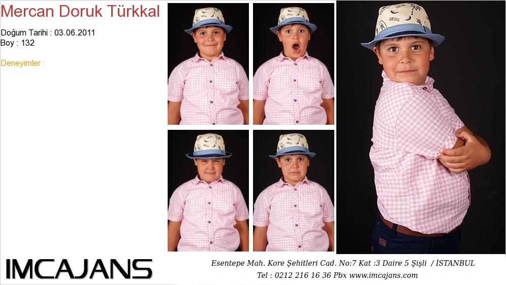 Mercan Doruk Türkkal - IMC AJANS