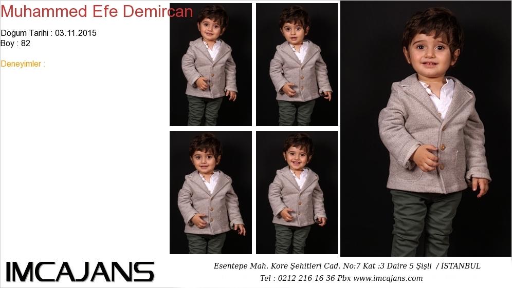 Muhammed Efe Demircan - IMC AJANS