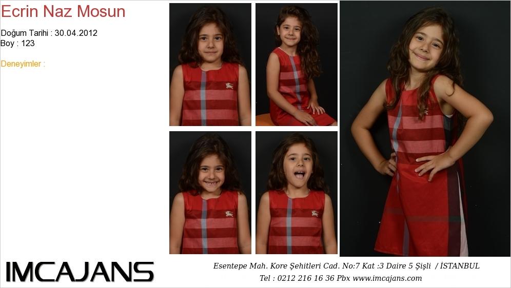 Ecrin Naz Mosun - IMC AJANS