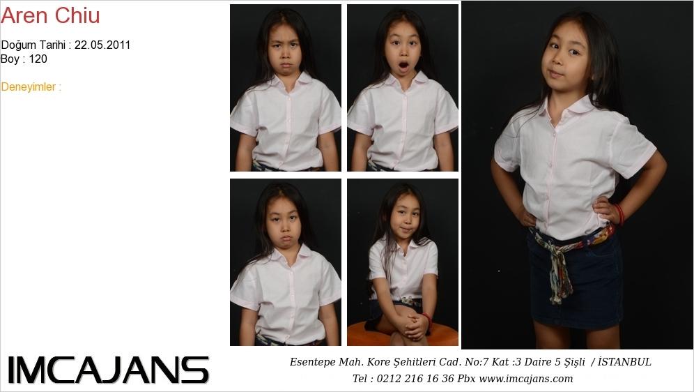 Aren Chiu - IMC AJANS