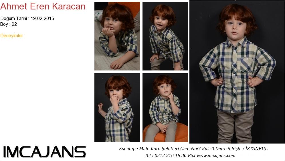 Ahmet Eren Karacan - IMC AJANS