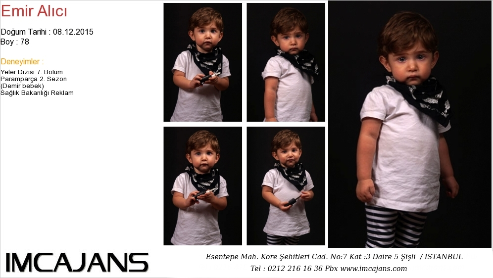 Emir Alýcý - IMC AJANS