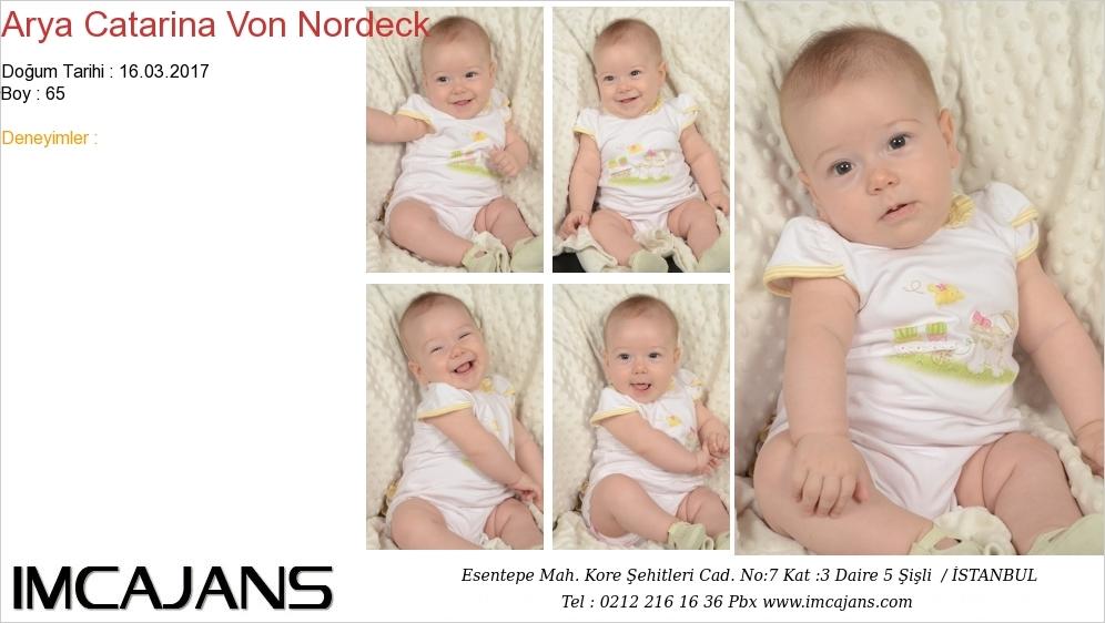 Arya Catarina Von Nordeck - IMC AJANS