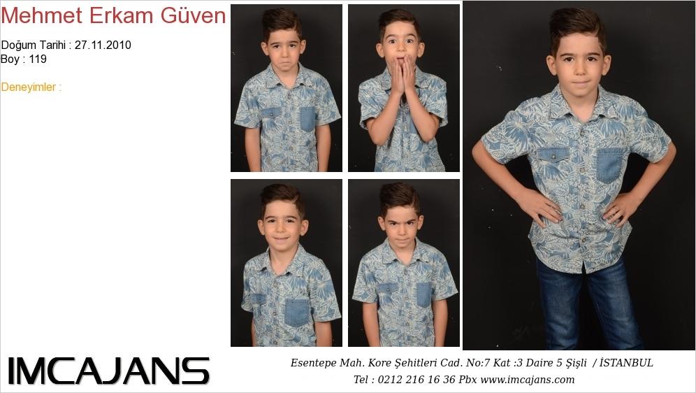 Mehmet Erkam Güven - IMC AJANS