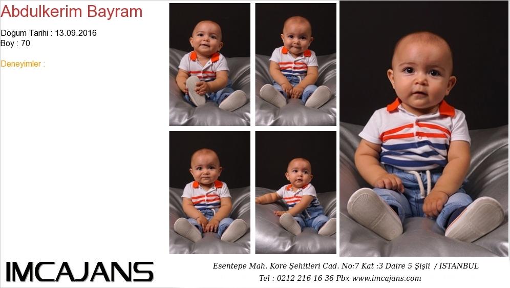 Abdulkerim Bayram - IMC AJANS