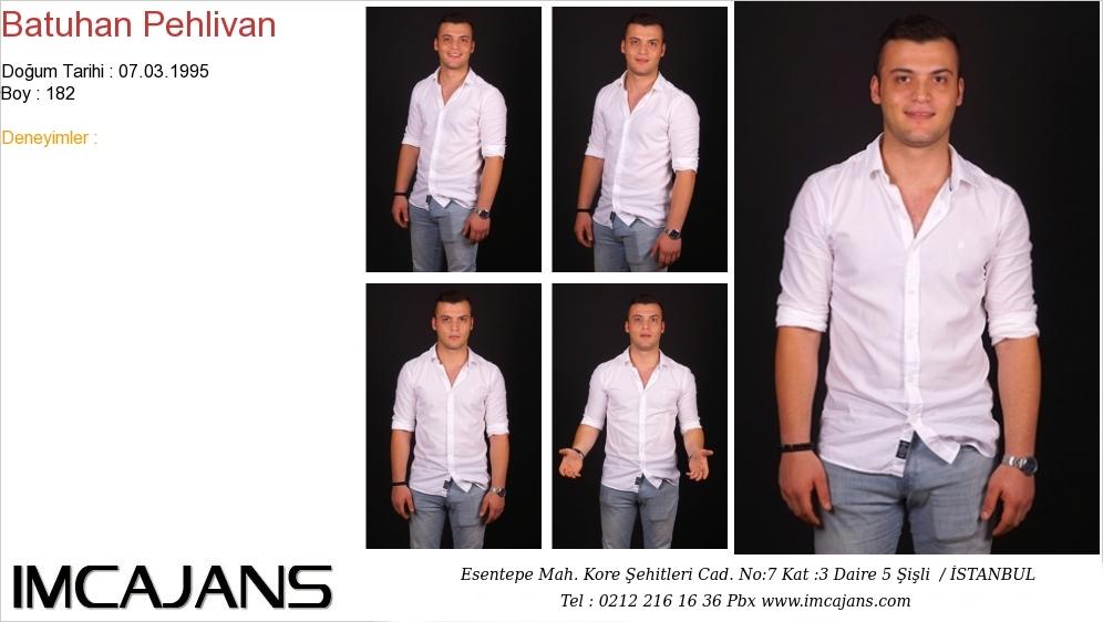 Batuhan Pehlivan - IMC AJANS
