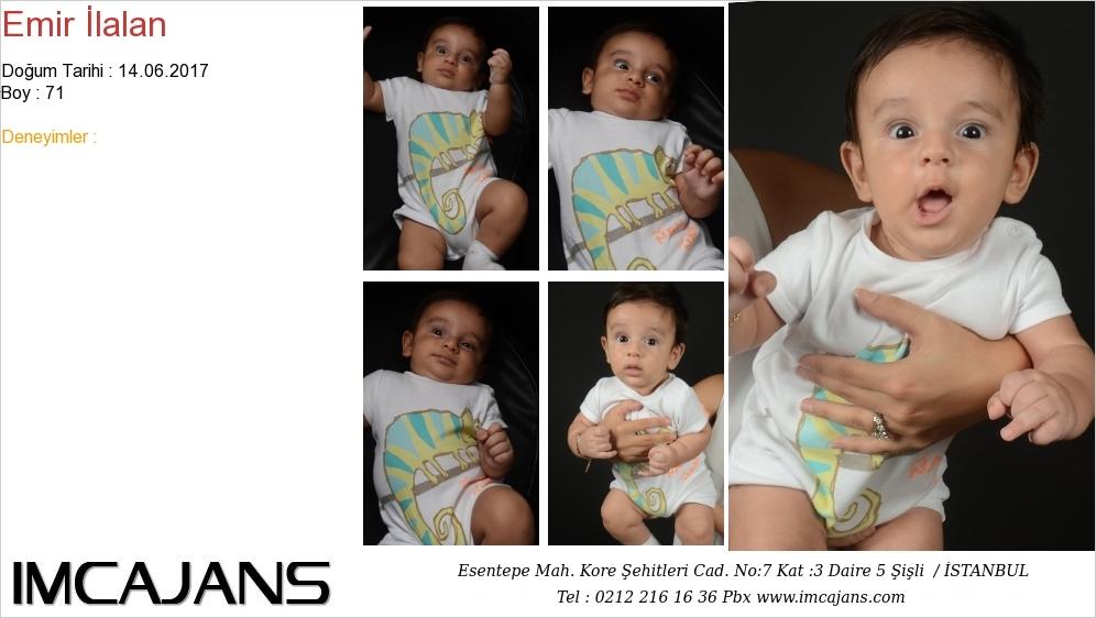 Emir Ýlalan - IMC AJANS