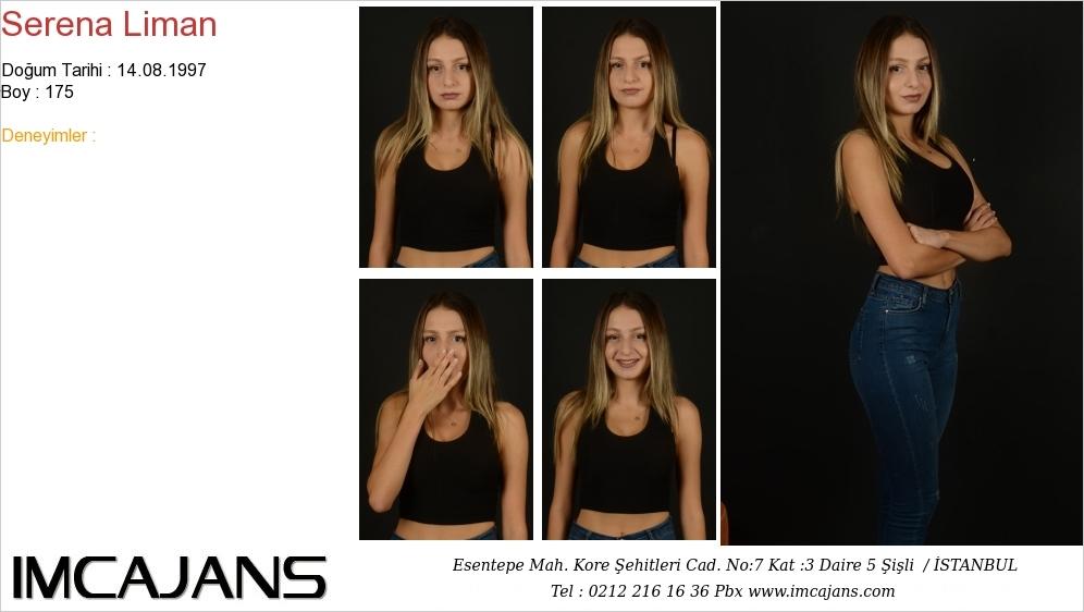 Serena Liman - IMC AJANS