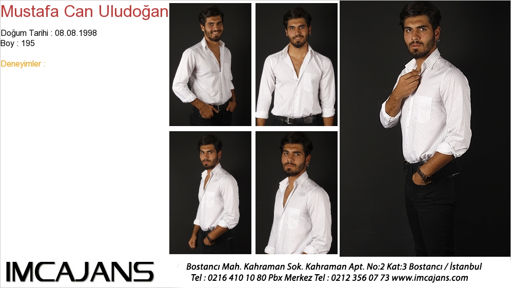 Mustafa Can Uludoðan - IMC AJANS
