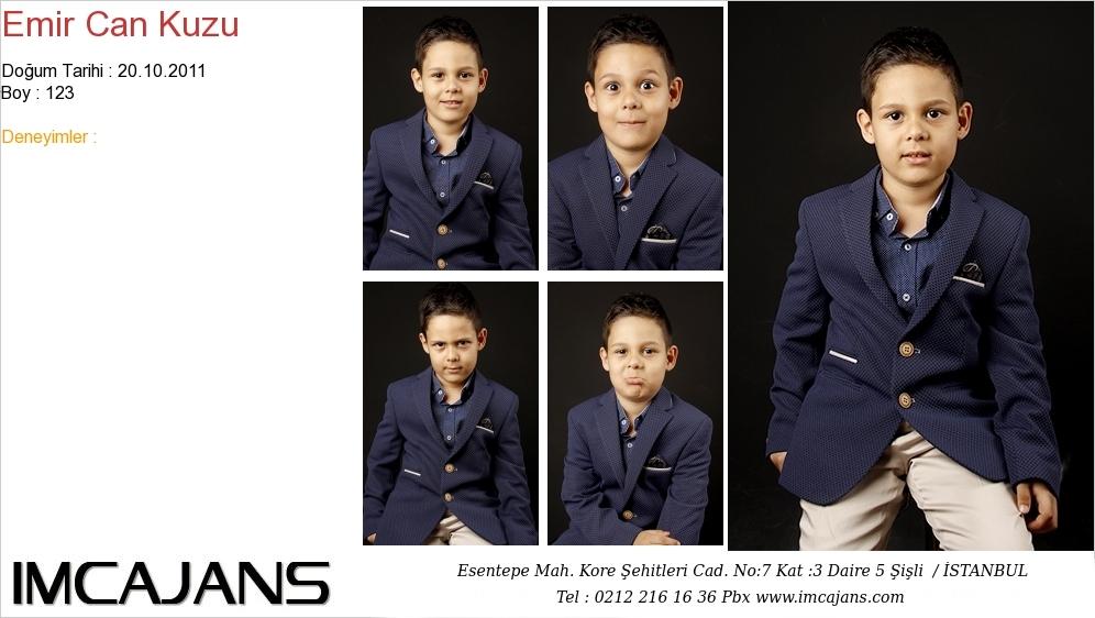 Emir Can Kuzu - IMC AJANS