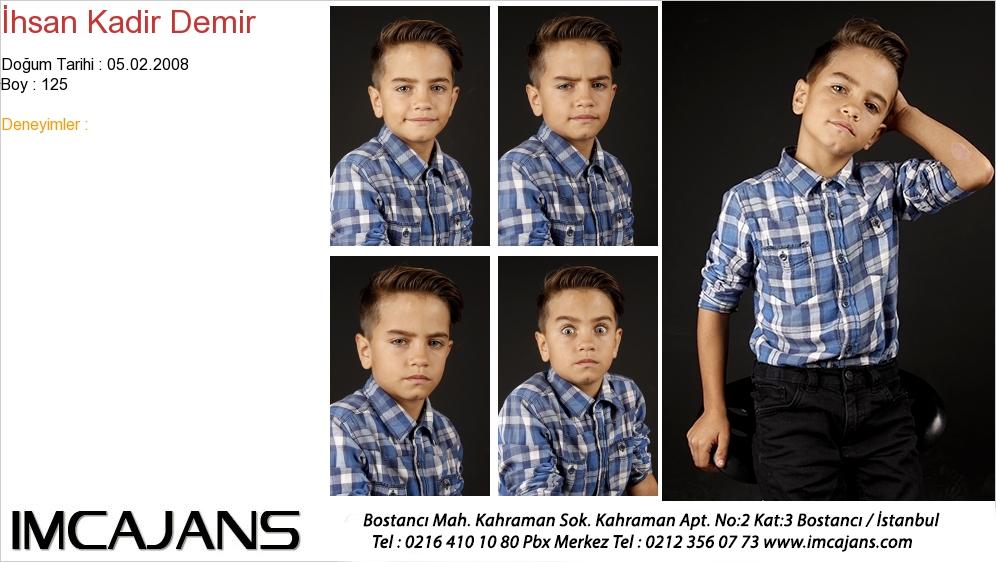 Ýhsan Kadir Demir - IMC AJANS