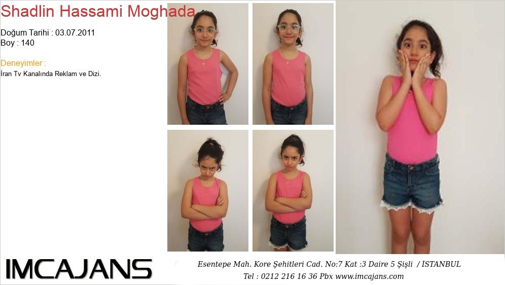 Shadlin Hassami Moghada - IMC AJANS