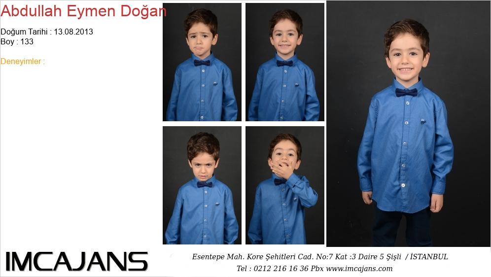 Abdullah Eymen Doðan - IMC AJANS