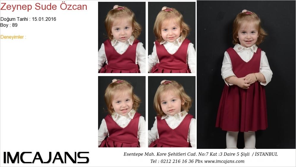 Zeynep Sude Özcan - IMC AJANS