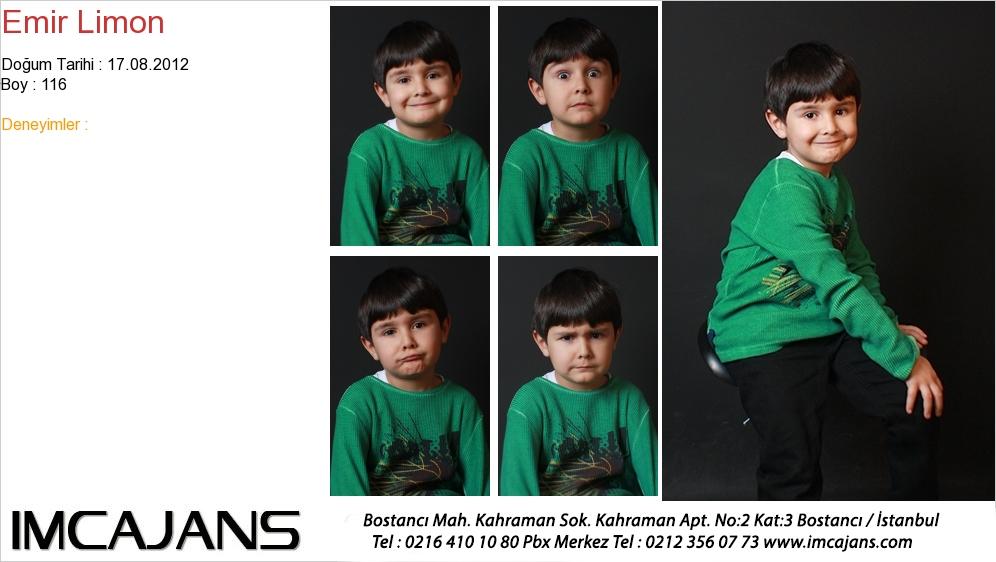 Emir Limon - IMC AJANS