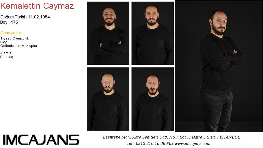 Kemalettin Caymaz - IMC AJANS