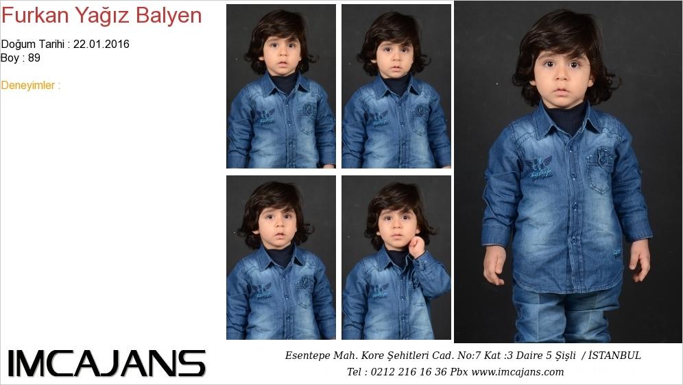 Furkan Yaðýz Balyen - IMC AJANS