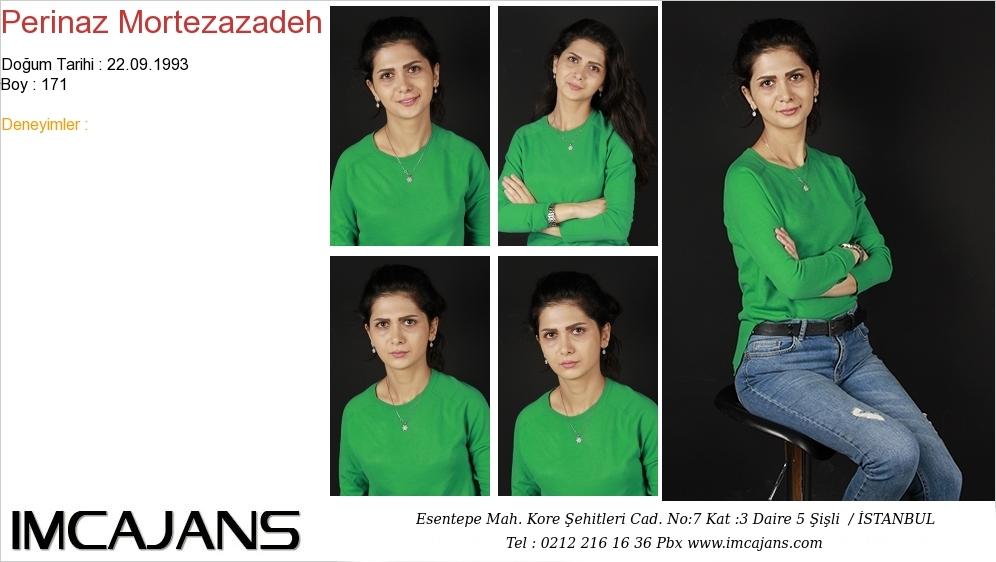 Perinaz Mortezazadeh - IMC AJANS
